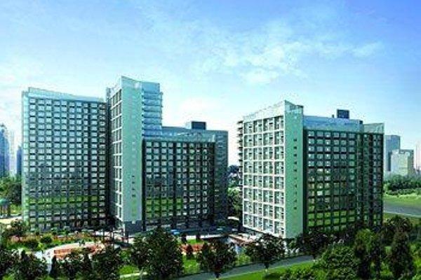 Beijing Seasons Park Apartment Hotel - 20
