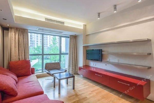 Beijing Seasons Park Apartment Hotel - 5