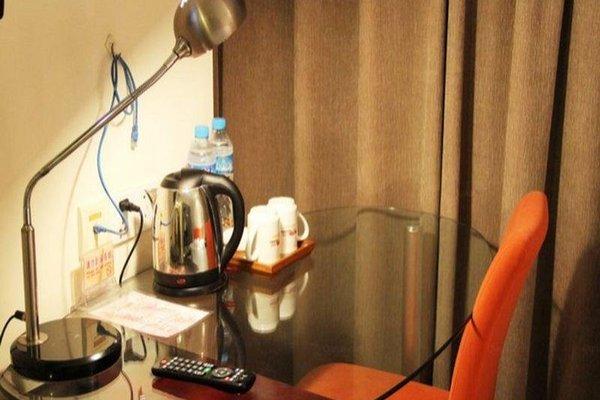 Motel 168 Beijing Zhong Guang Chun Inn - фото 6