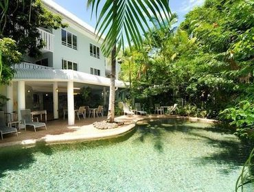 Апартаменты Outrigger Apartments Port Douglas