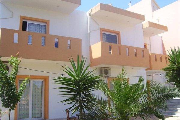 Maria Apartments - фото 22