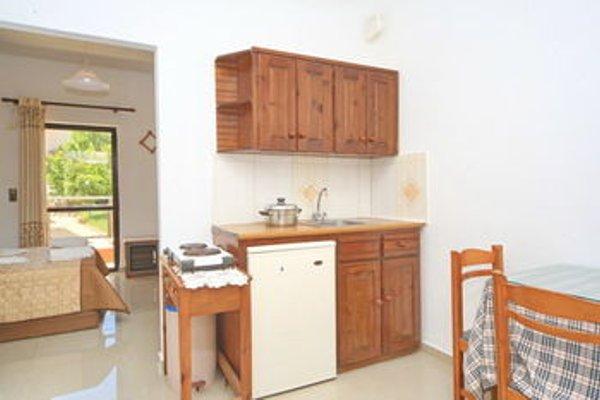 Maria Apartments - фото 8
