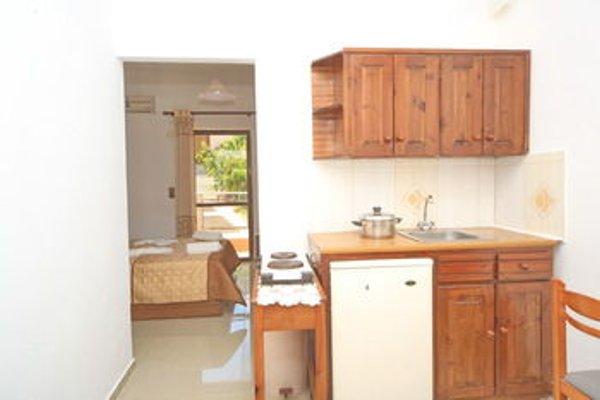 Maria Apartments - фото 9