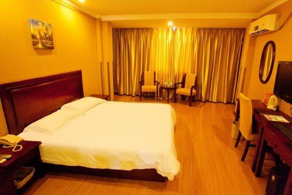 GreenTree Inn BeiJing XueQing Road Business Hotel - фото 4