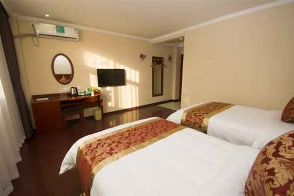 GreenTree Inn BeiJing XueQing Road Business Hotel - фото 8