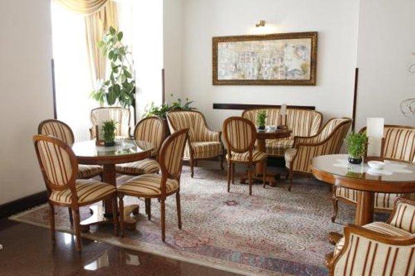 Отель Mozart Opatija - 10