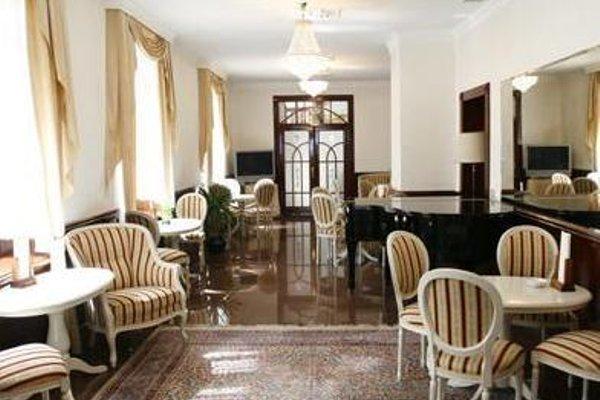 Отель Mozart Opatija - 11