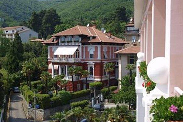 Отель Mozart Opatija - 23
