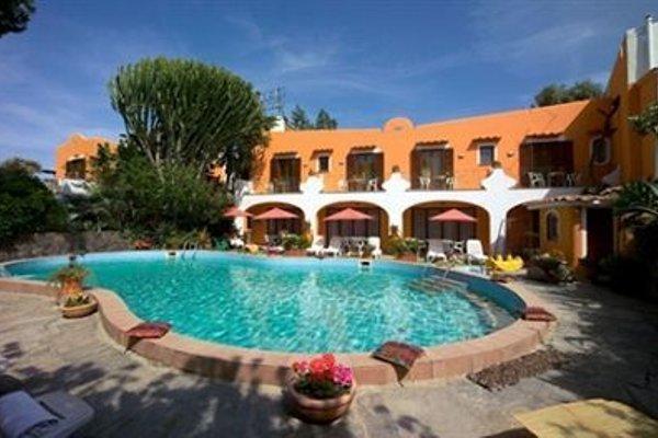 Hotel Aragonese - фото 20