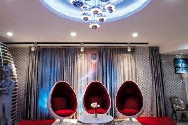 Guangzhou Planet Hotel - фото 13