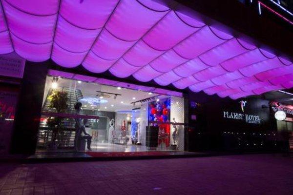 Guangzhou Planet Hotel - фото 21
