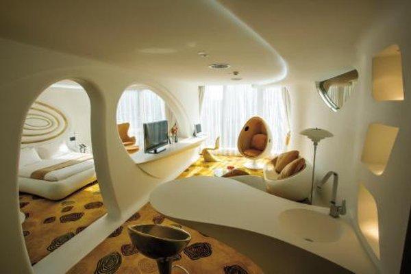 Guangzhou Planet Hotel - фото 22