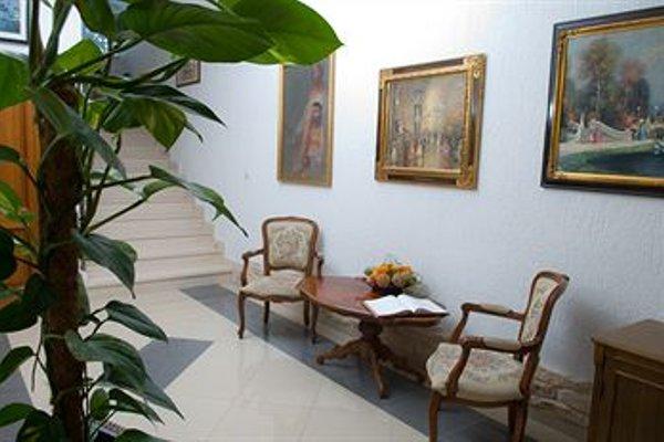 Hotel Vila Tina - фото 7