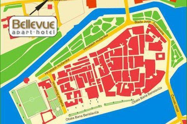 Aparthotel Bellevue Trogir - фото 16
