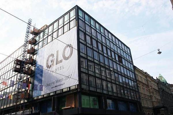 Glo Hotel Kluuvi - фото 23