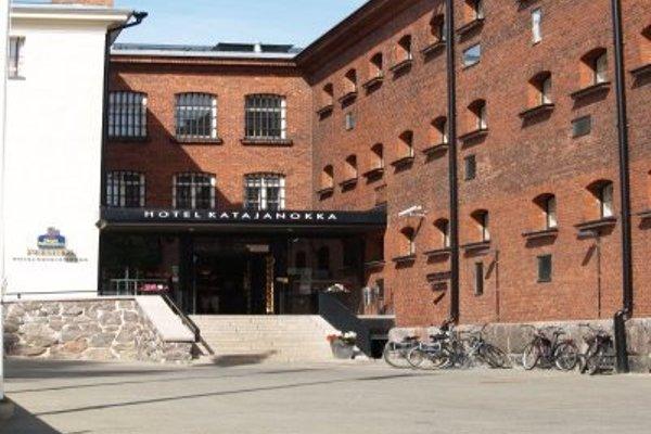 Hotel Katajanokka - фото 22