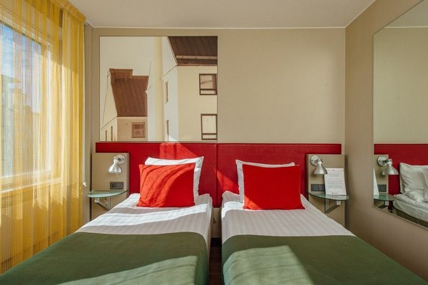 Original Sokos Hotel Albert - фото 4
