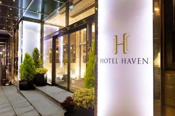 Hotel Haven - фото 14