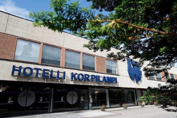Hotel Korpilampi - фото 22
