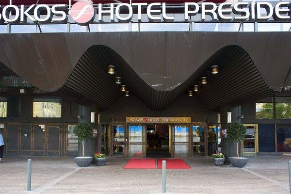 Original Sokos Hotel Presidentti Helsinki - фото 18