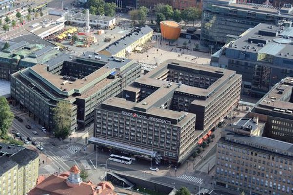 Original Sokos Hotel Presidentti Helsinki - фото 21