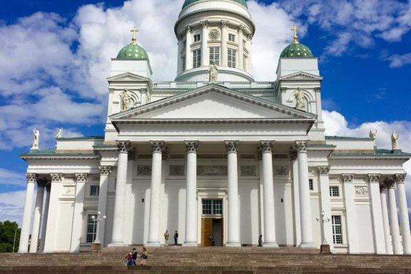Original Sokos Hotel Presidentti Helsinki - фото 23