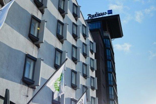 Radisson Blu Seaside Hotel, Helsinki - фото 22