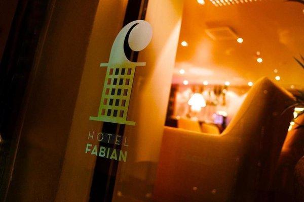 Hotel Fabian - фото 14