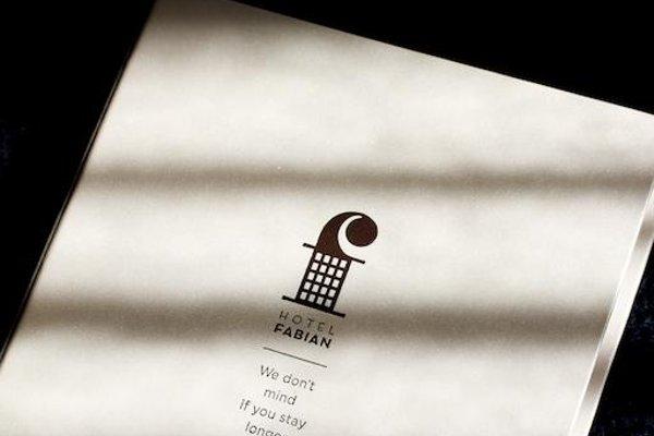 Hotel Fabian - фото 18