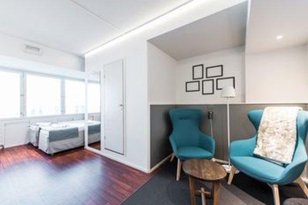 Forenom Aparthotel Helsinki City - 10