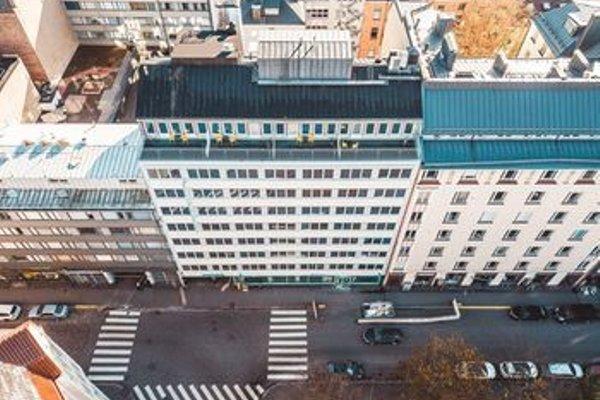 Forenom Aparthotel Helsinki City - 21