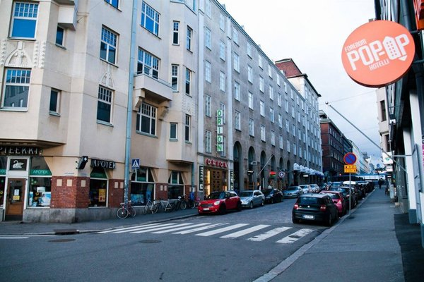 Forenom Aparthotel Helsinki City - 22