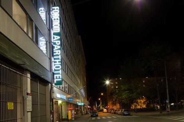 Forenom Aparthotel Helsinki City - 23