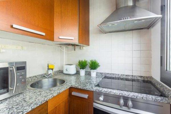Lodging Apartments Camp Nou - 9