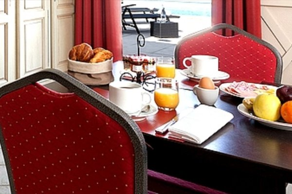 Logis Carline Hotel Restaurant - фото 11
