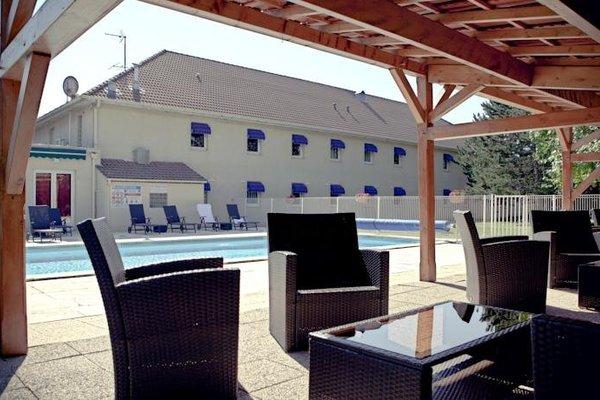 Logis Carline Hotel Restaurant - фото 18