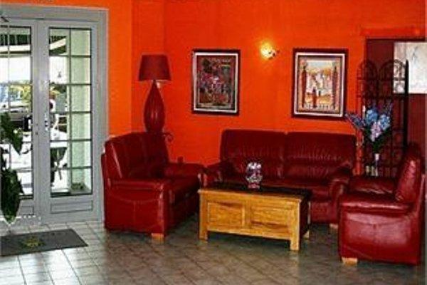 Logis Carline Hotel Restaurant - фото 7