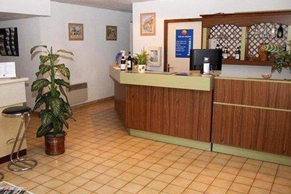 Comfort Hotel Beaune - фото 14