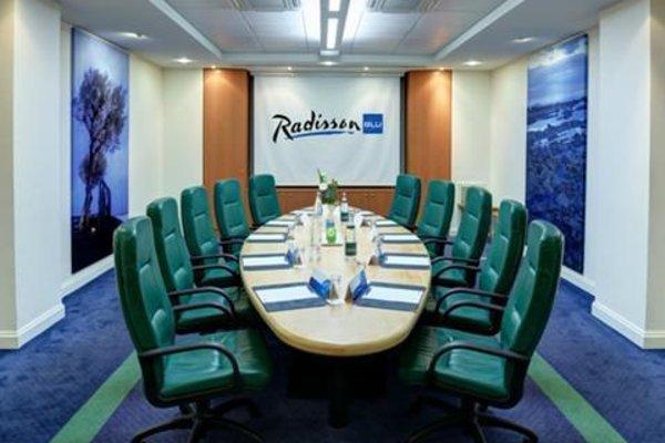 Radisson Blu Hotel Biarritz - фото 15