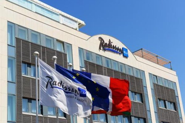 Radisson Blu Hotel Biarritz - фото 21
