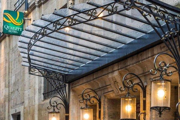 Quality Hotel Bordeaux Centre - фото 14