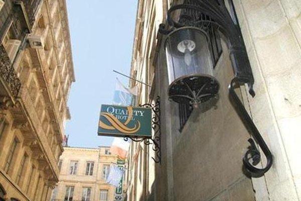 Quality Hotel Bordeaux Centre - фото 23