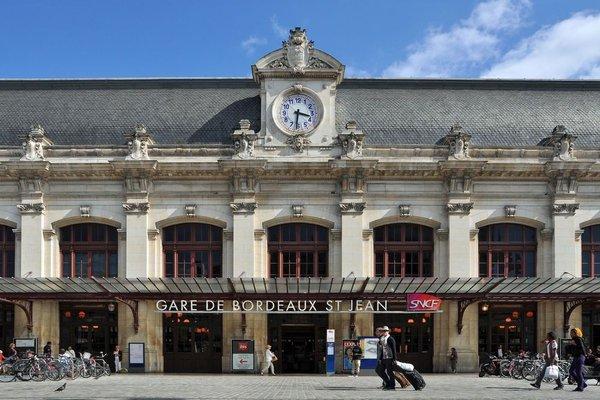 ibis Bordeaux Centre - Gare Saint-Jean - фото 22
