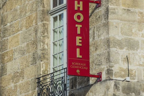 Coeur de City Hotel Bordeaux Clemenceau by Happyculture - фото 22