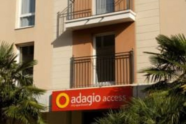 Aparthotel Adagio Access Bordeaux Rodesse - 21