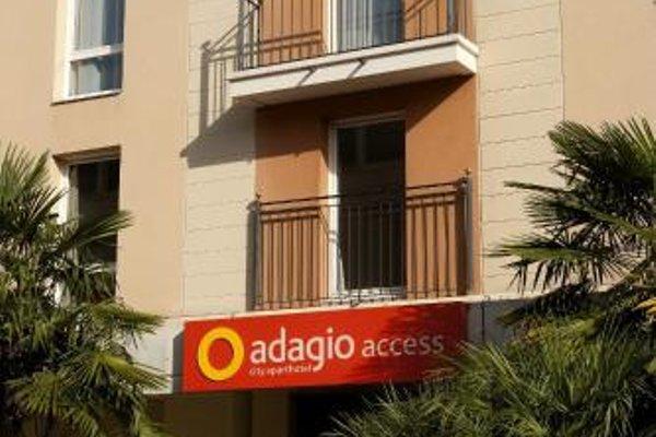 Aparthotel Adagio Access Bordeaux Rodesse - 22
