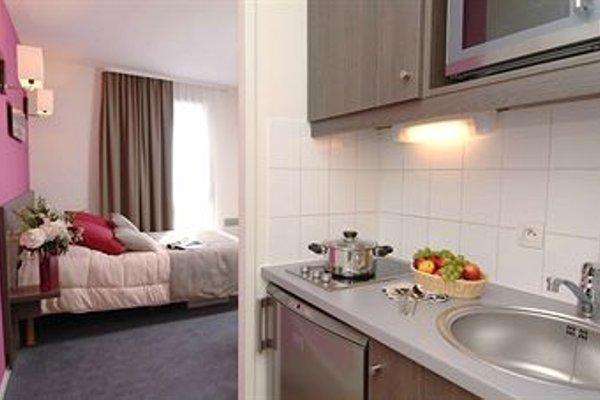 Aparthotel Adagio Access Bordeaux Rodesse - 9