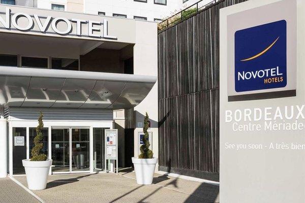 Novotel Bordeaux Centre - фото 23