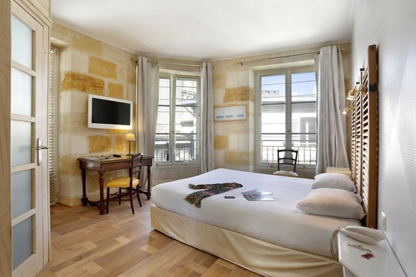 QUALYS-HOTEL La Tour Intendance - фото 4