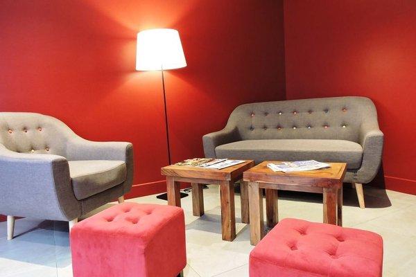 Appart'hotel Victoria Garden*** Bordeaux - фото 8